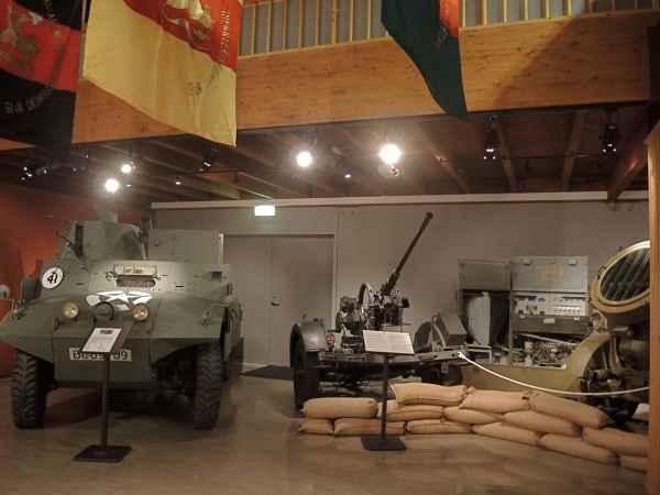 THE NORDLAND RED CROSS WAR MEMORIAL MUSEUM