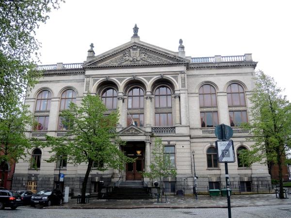 FRIMURER LOGEN - TRONDHEIM COCERT VENUE
