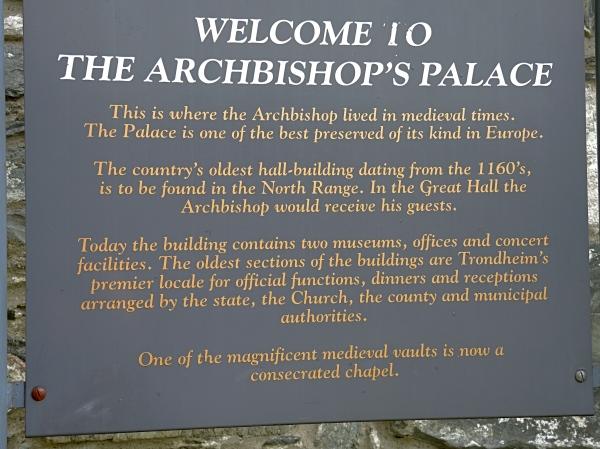 ARCHBSHOP'S PALACE