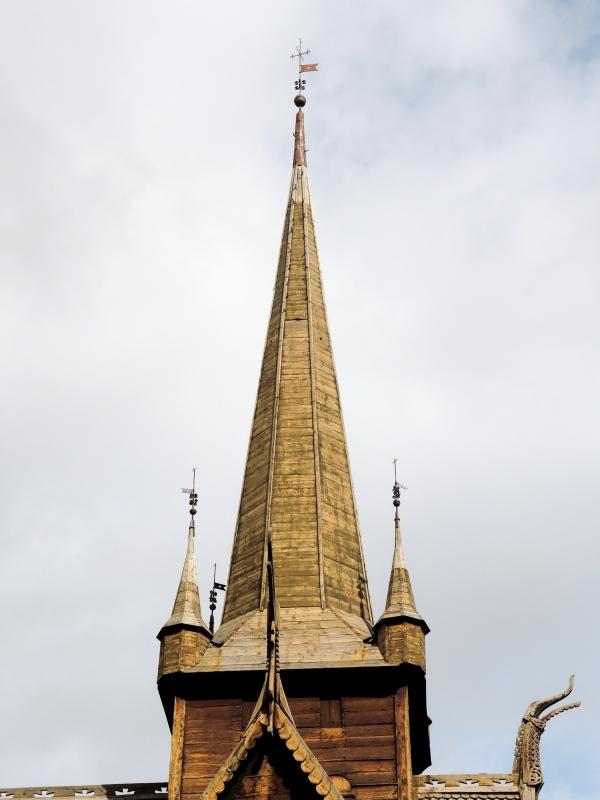 LOM STAVE CHURCH
