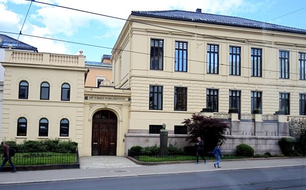 OSLO, NORWAY - NOBEL INSTITUTE